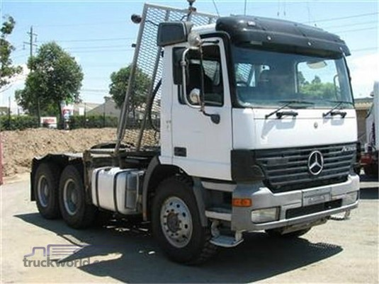 Mercedes Benz Actros - New & Used Truck, Wrecking Sales in Australia