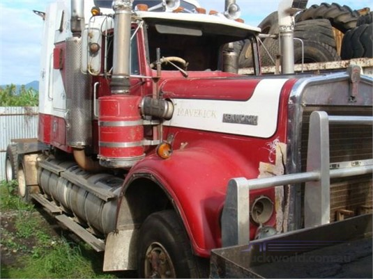 Kenworth W Model - Wrecking for Sale
