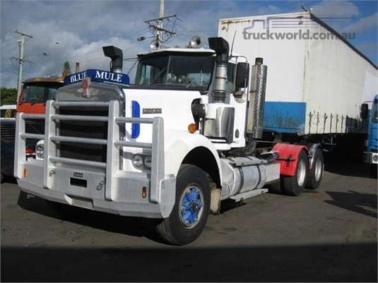 1975 Kenworth W Model - Wrecking for Sale