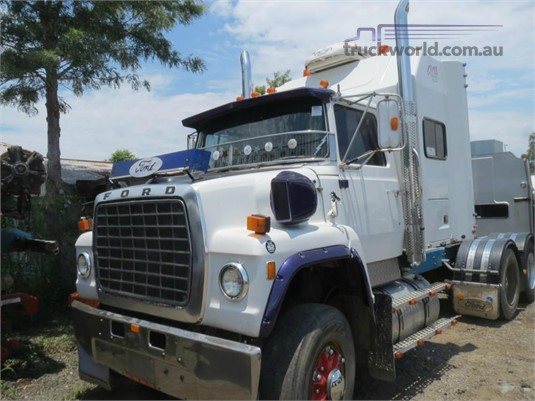 Ford LNT 9000 - Wrecking for Sale