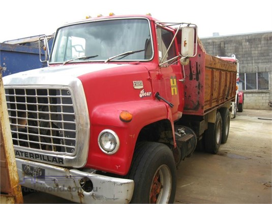 1978 Ford LNT 8000 - Wrecking for Sale