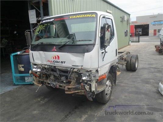 2004 Mitsubishi Canter - Wrecking for Sale