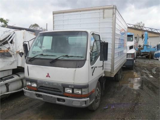 1999 Mitsubishi FE537 - Wrecking for Sale