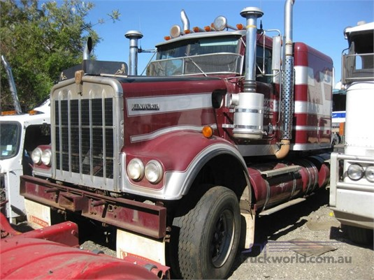 1986 Kenworth W Model - Wrecking for Sale
