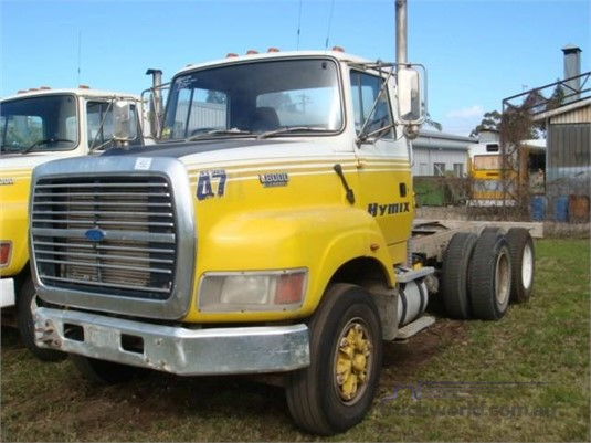 1997 Ford L 8000 - Wrecking for Sale