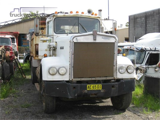 1981 Kenworth W Model - Wrecking for Sale