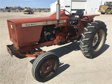 ALLIS-CHALMERS 40 HP To 99 HP Tractors Auction Results - 144
