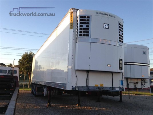 2004 Maxi Cube Refrigerated Trailer Trailers for Sale