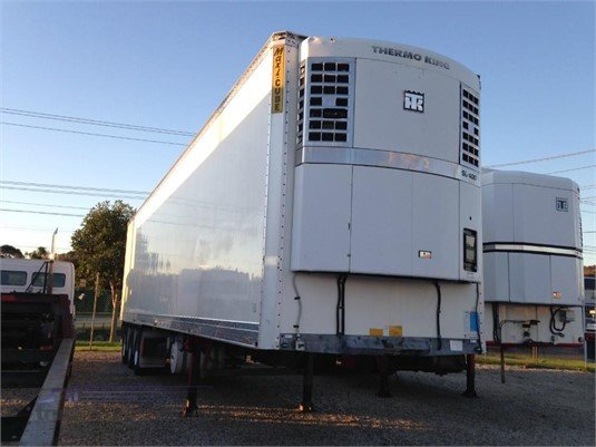 2004 Maxi Cube Refrigerated Trailer - Trailers for Sale
