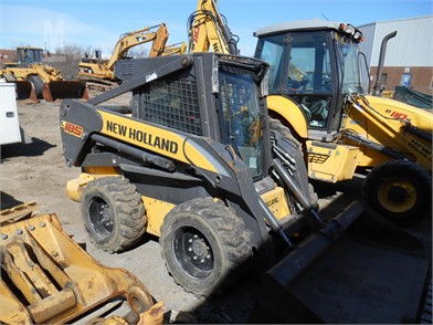 NEW HOLLAND L185 For Sale - 40 Listings | MarketBook.ca ... on