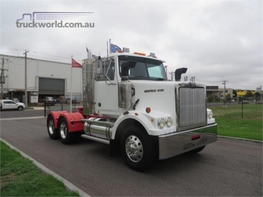 2007 Western Star 4800FX - Trucks for Sale