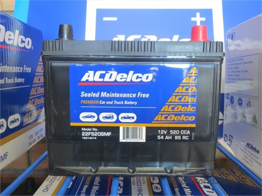 ACDelco Sealed Truck Battery - Parts & Accessories for Sale