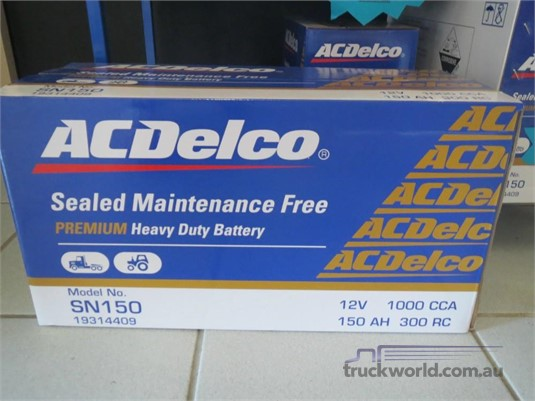 0 ACDelco SN150 Sealed Heavy Duty Battery Parts & Accessories for Sale