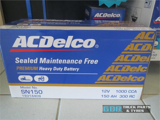 ACDelco SN150 Sealed Heavy Duty Battery GDR Truck Parts - Parts & Accessories for Sale