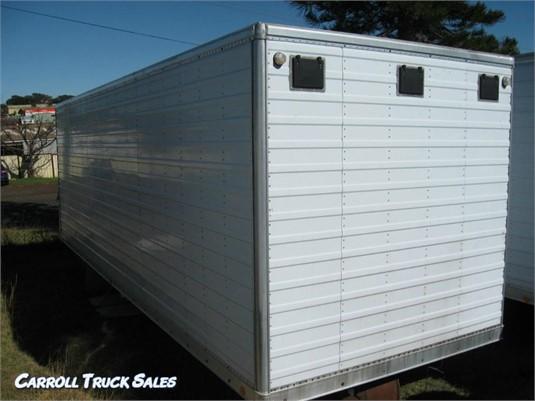 2004 Truck Body Pantech Body - Truck Bodies for Sale