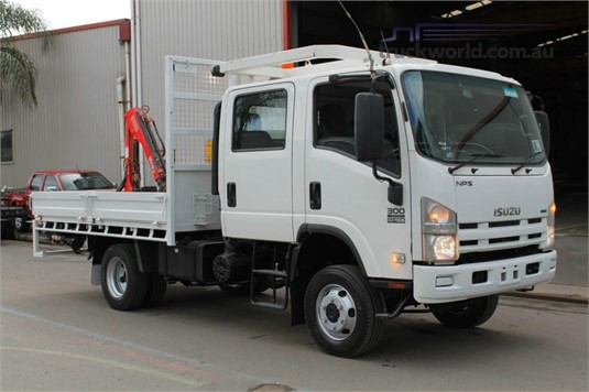 2011 Isuzu NPS North East Isuzu - Trucks for Sale
