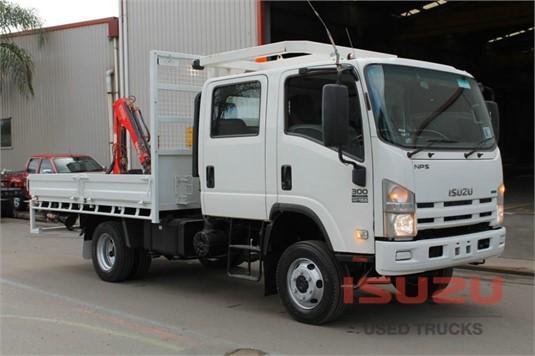 2011 Isuzu NPS Used Isuzu Trucks  - Trucks for Sale