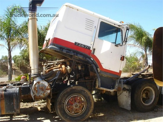 1985 International T 2670 - Wrecking for Sale