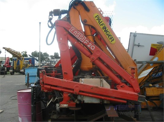 2000 Fassi F20.21 Raytone Trucks - Cranes & Tailgates for Sale
