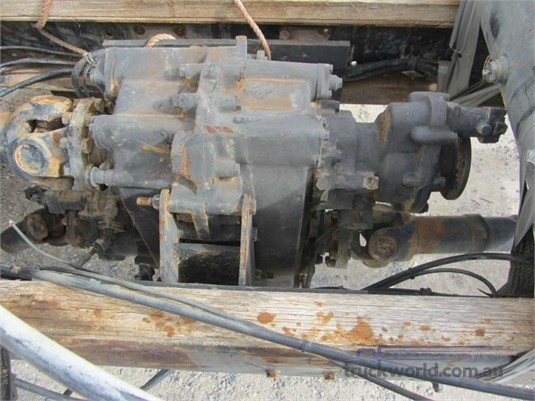 MAN Transfer Case - Parts & Accessories for Sale