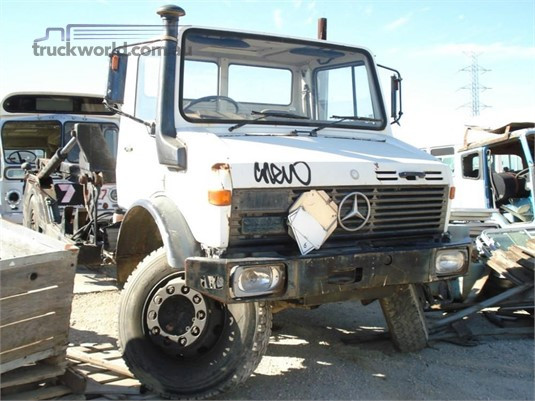 Mercedes Benz Unimog OM352 - Wrecking for Sale