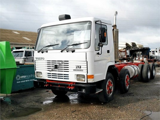 1980 Volvo FL7 - Trucks for Sale