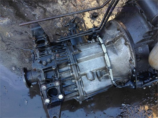 0 Mercedes Benz Atego G85-6 Transmission - Truckworld.com.au - Parts & Accessories for Sale