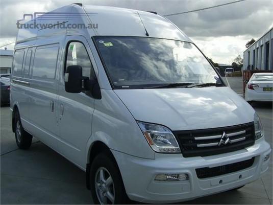 Van New Amp Used Light Commercial Sales In Australia