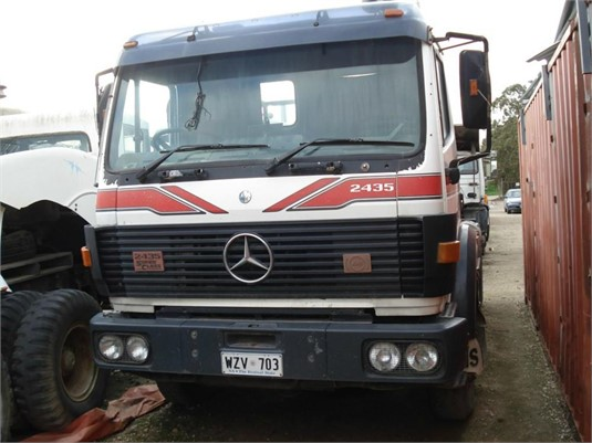 1985 Mercedes Benz 2435 - Wrecking for Sale