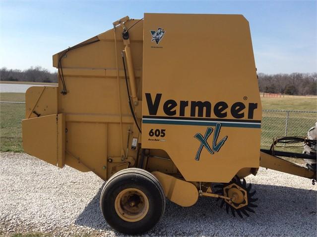 2001 VERMEER 605XL For Sale In PITTSBURG, Kansas