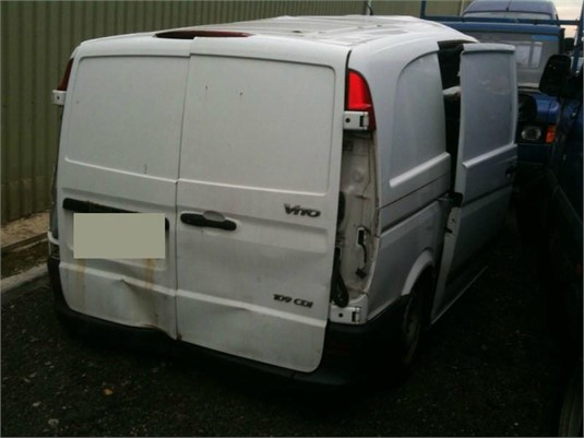 0 Mercedes Benz Vito - Wrecking for Sale
