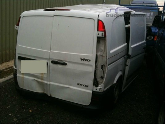 Mercedes Benz Vito - Wrecking for Sale