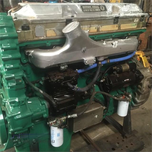 Detroit Diesel Series 60 >> Detroit Diesel Series 60 Ddec 3 Truckworld
