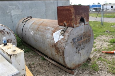 DIESEL FUEL TANK-SKID MTD Other Auction Results - 1 Listings