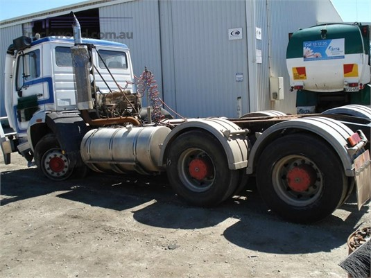 Mercedes Benz 2636 - Wrecking for Sale