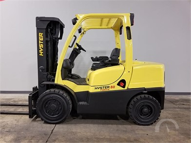 HYSTER Forklifts Lifts Auction Results - 156 Listings | AuctionTime