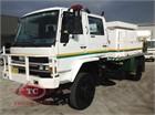 1993 Isuzu FTS 12H 4x4 Fire Truck