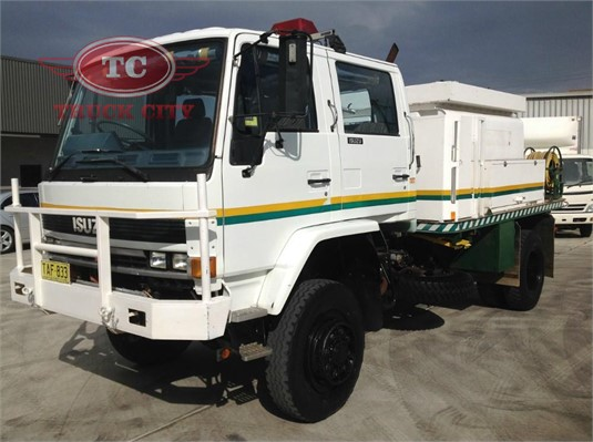 1993 Isuzu FTS 12H 4x4 Truck City - Trucks for Sale