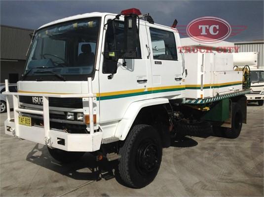 1993 Isuzu FTS Truck City  - Trucks for Sale