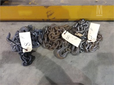 c52d5ebe2d97e Set Of 4 Tiedowns / Binders Shop / Warehouse Auction Results - 3 ...