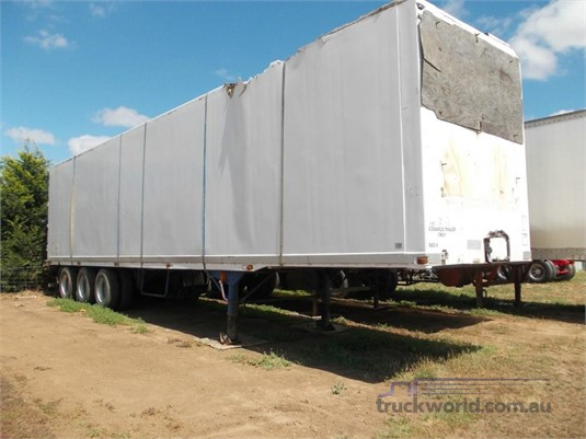 1994 FTE Freezer Pantech - Trailers for Sale