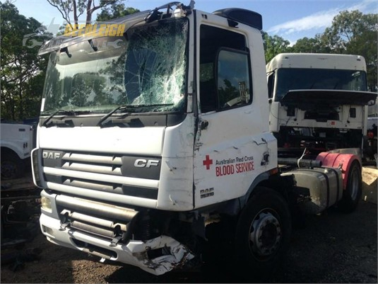 2003 DAF CF75 Beenleigh Truck Parts Pty Ltd - Wrecking for Sale