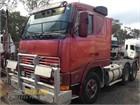 Volvo FH16 Wrecking Trucks