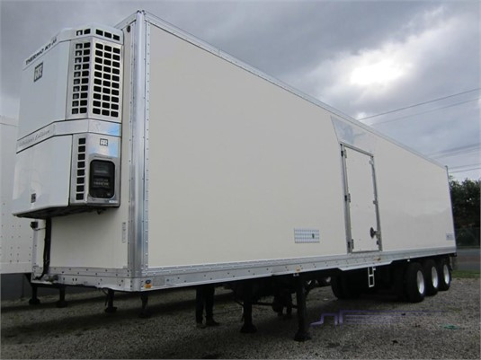 2004 Lucar Refrigerated Trailer - Trailers for Sale