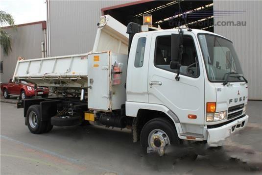 2006 Mitsubishi Fuso FIGHTER FK600 - Trucks for Sale