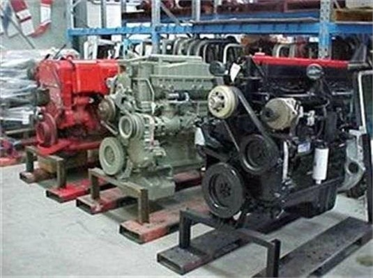 0 Cummins Assorted Engines - Parts & Accessories for Sale