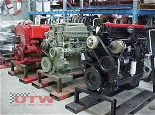 0 Cummins Assorted Engines Universal Truck Wreckers - Parts & Accessories for Sale