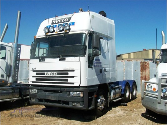 1997 Iveco LD5500 - Wrecking for Sale