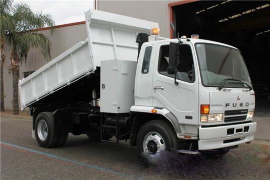 2006 Mitsubishi Fuso FIGHTER 6 - Trucks for Sale