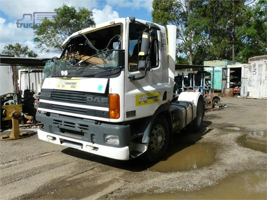 2000 DAF CF85 - Wrecking for Sale